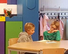 Leesactiviteiten kinderboekenweek